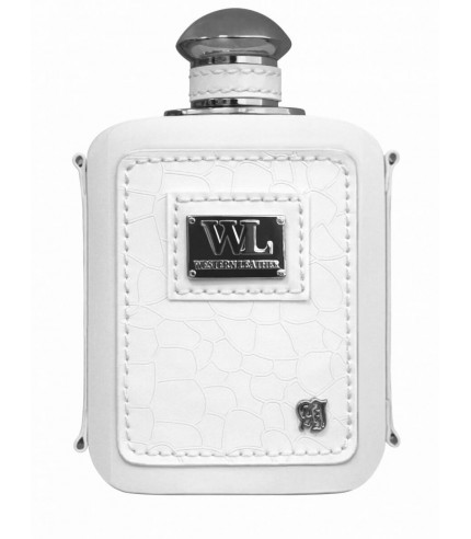Alexandre J Western Leather white EDP